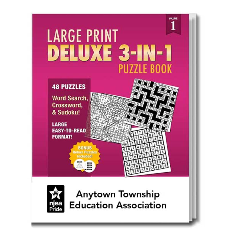 Deluxe-Puzzle-Book